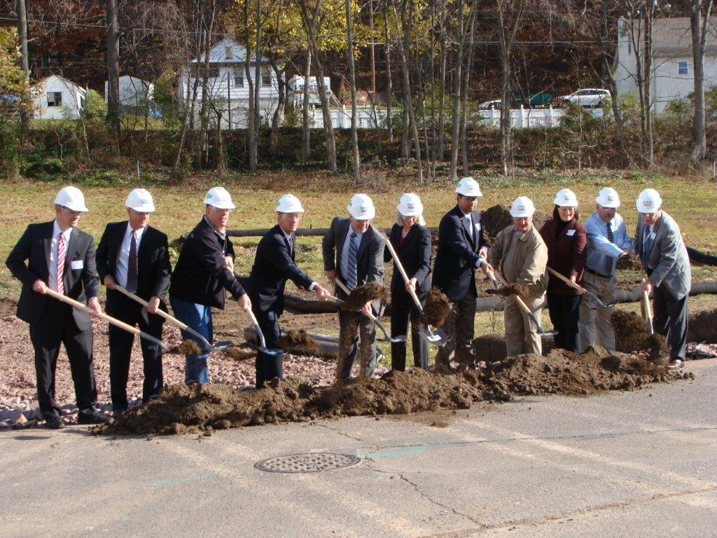 Contact DRIVE groundbreaking