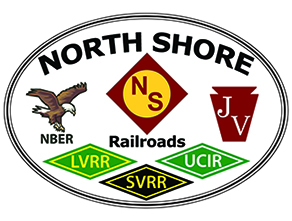 North Shore Railroad Logo