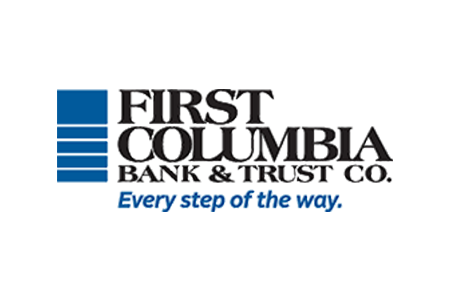 First Columbia Bank and Trust economic development team