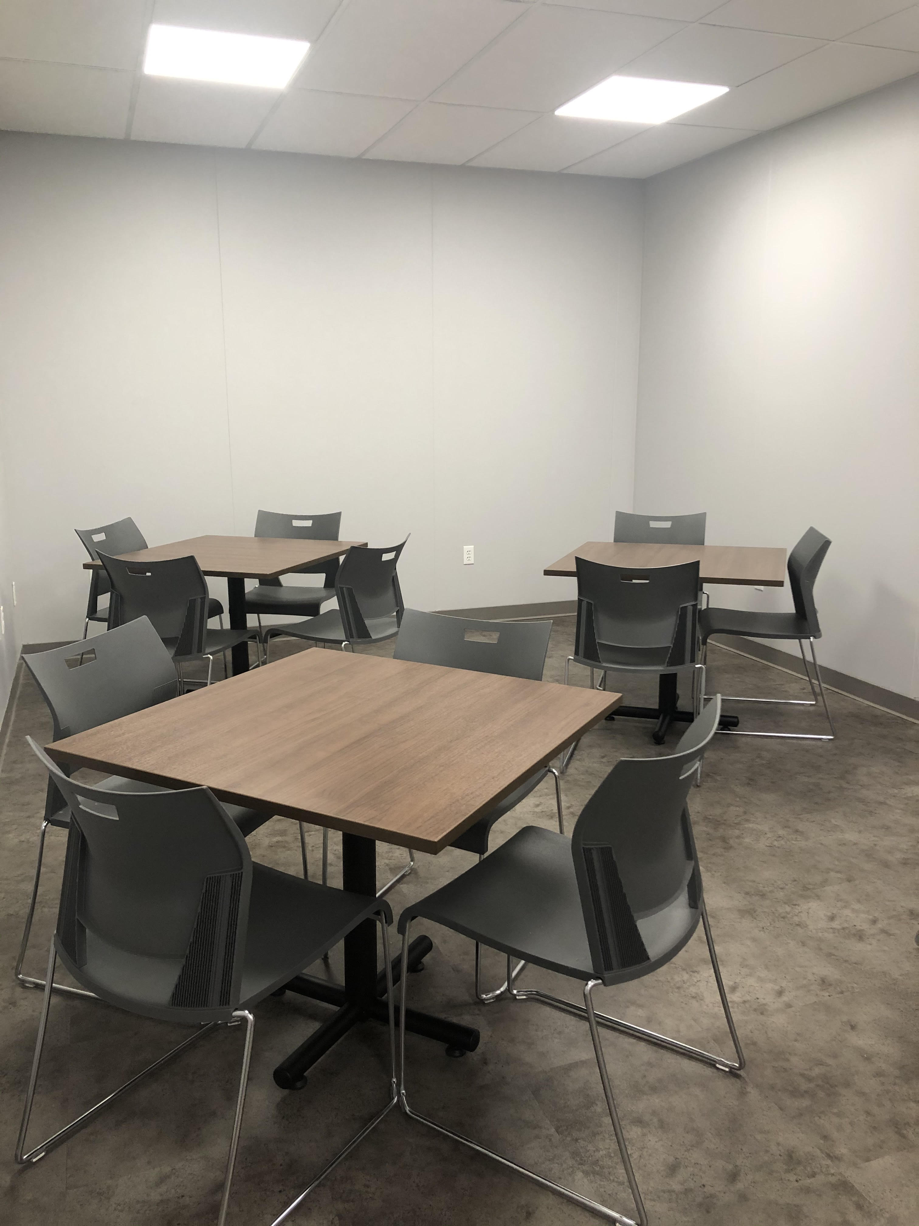 DRIVE Professional Building Lunch Room Seating