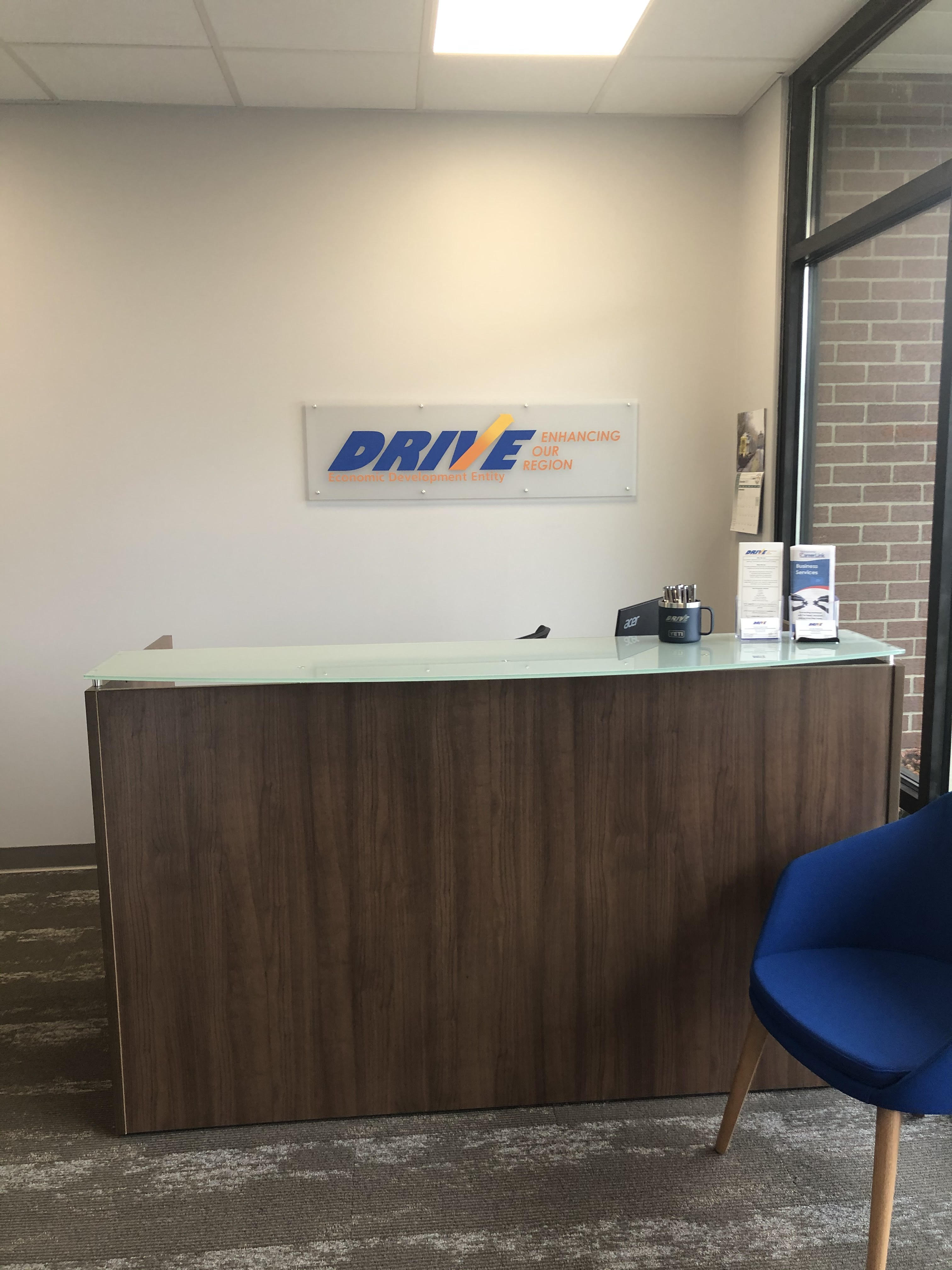 DRIVE Professional Building DRIVE Reception
