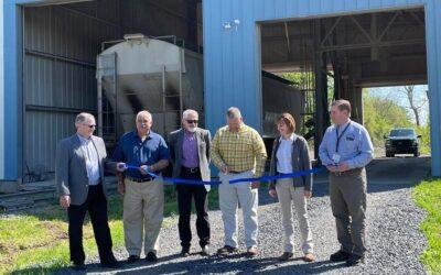 We would like to welcome Tuscarora Grain to Columbia County!